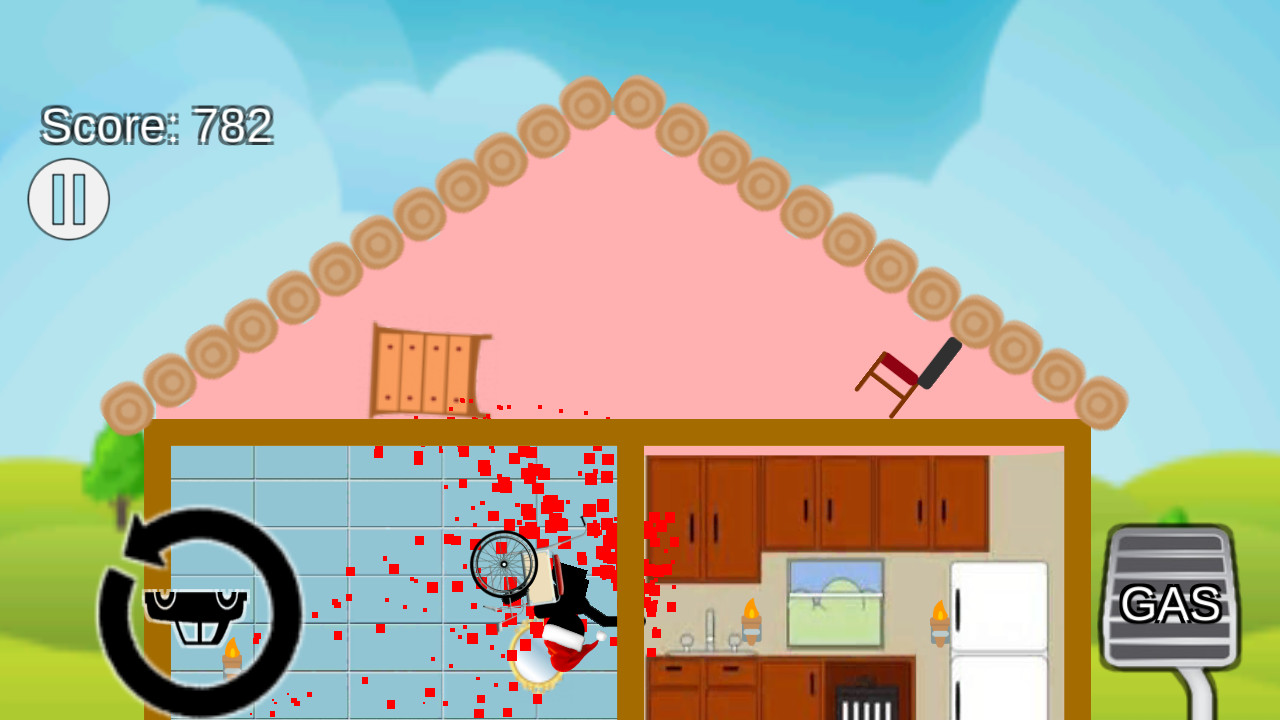 Happy wheels stickman