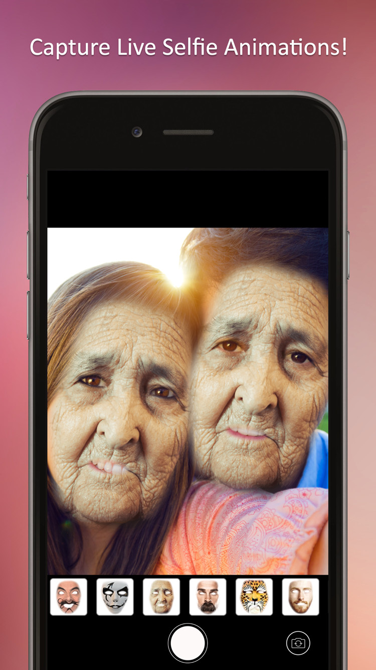 Live Face Changer - FaceMask