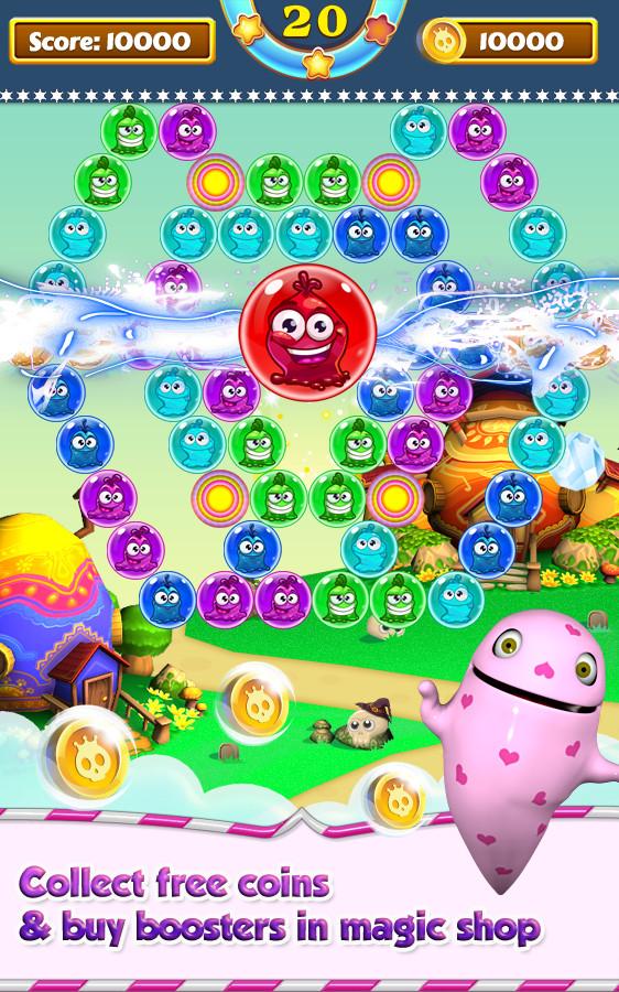 Monster Bubble