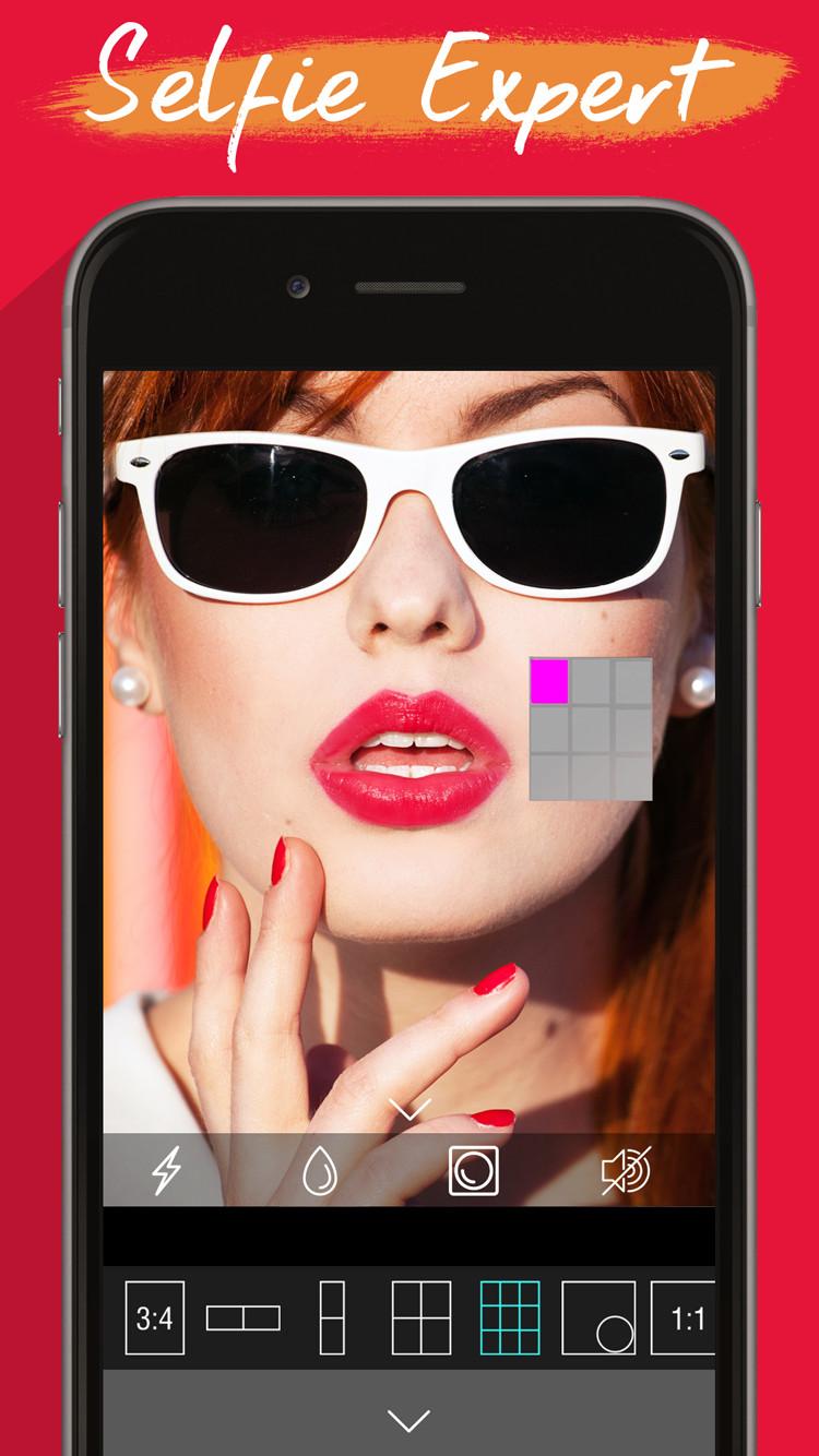 Selfie Expert Camera | iOS