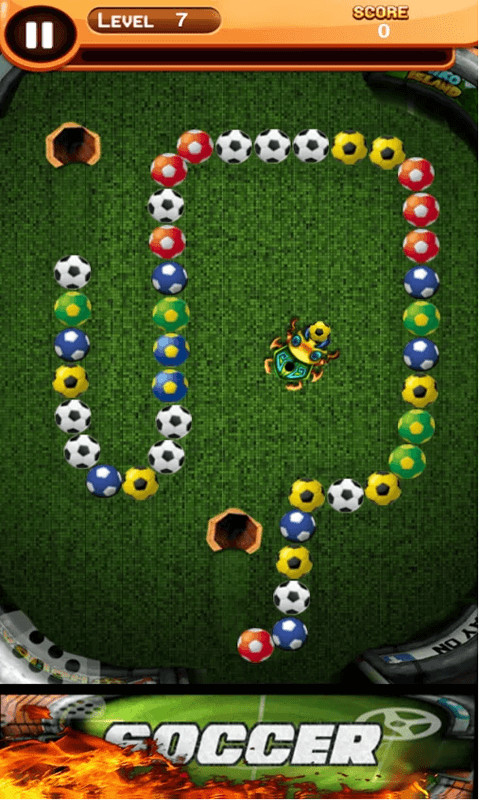 Soccer Balls Switch