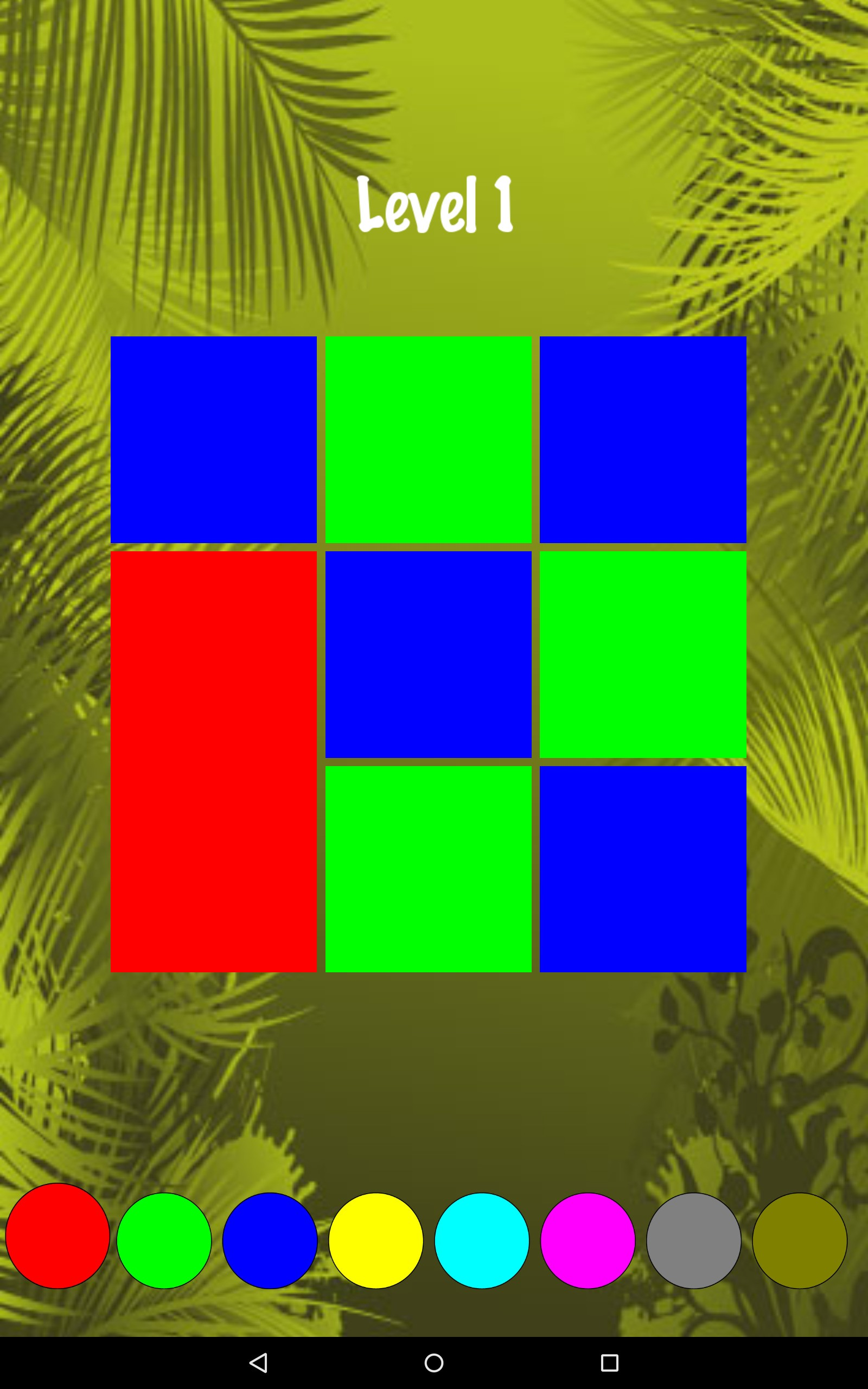 4 Colors : Puzzle for Kids