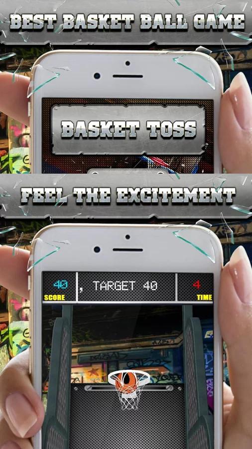 Basketball Swipe & Shoot | 3D