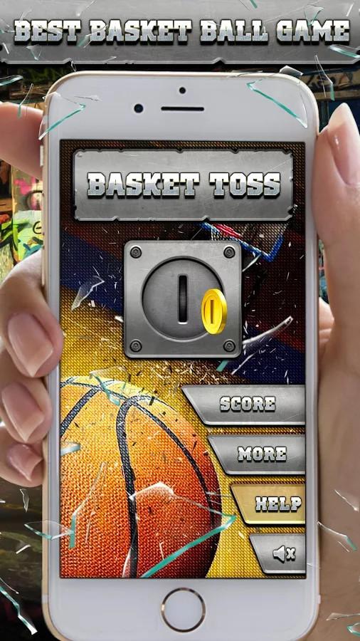 Basketball Tosses Stars | 3D Basketball Simulator