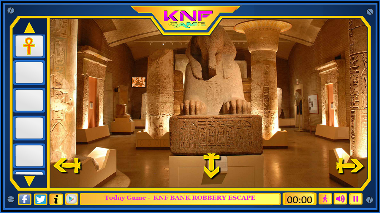 Can You Escape Egyptian Museum