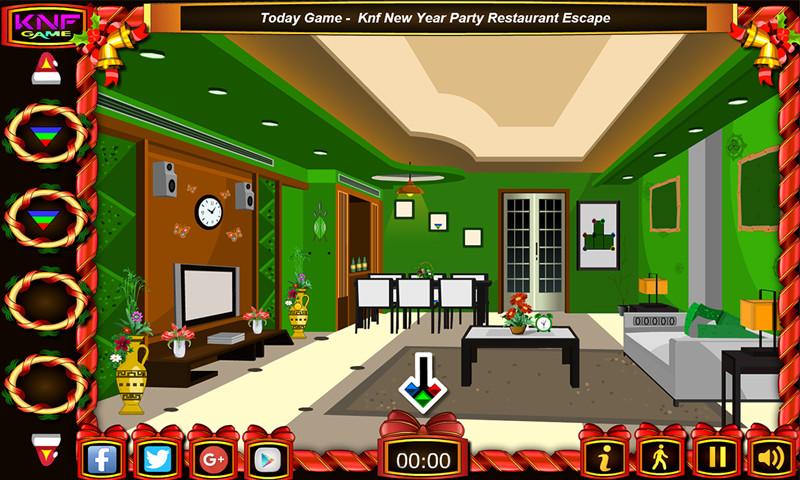 Can You Escape RGB Color Room