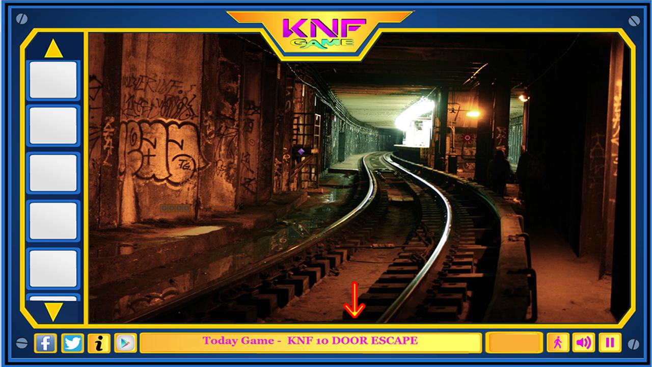 Can You Escape Train Subway