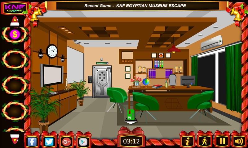 Escape Games  Bank Robbery