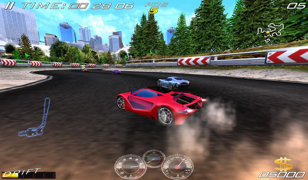 Fast Speed Race Free