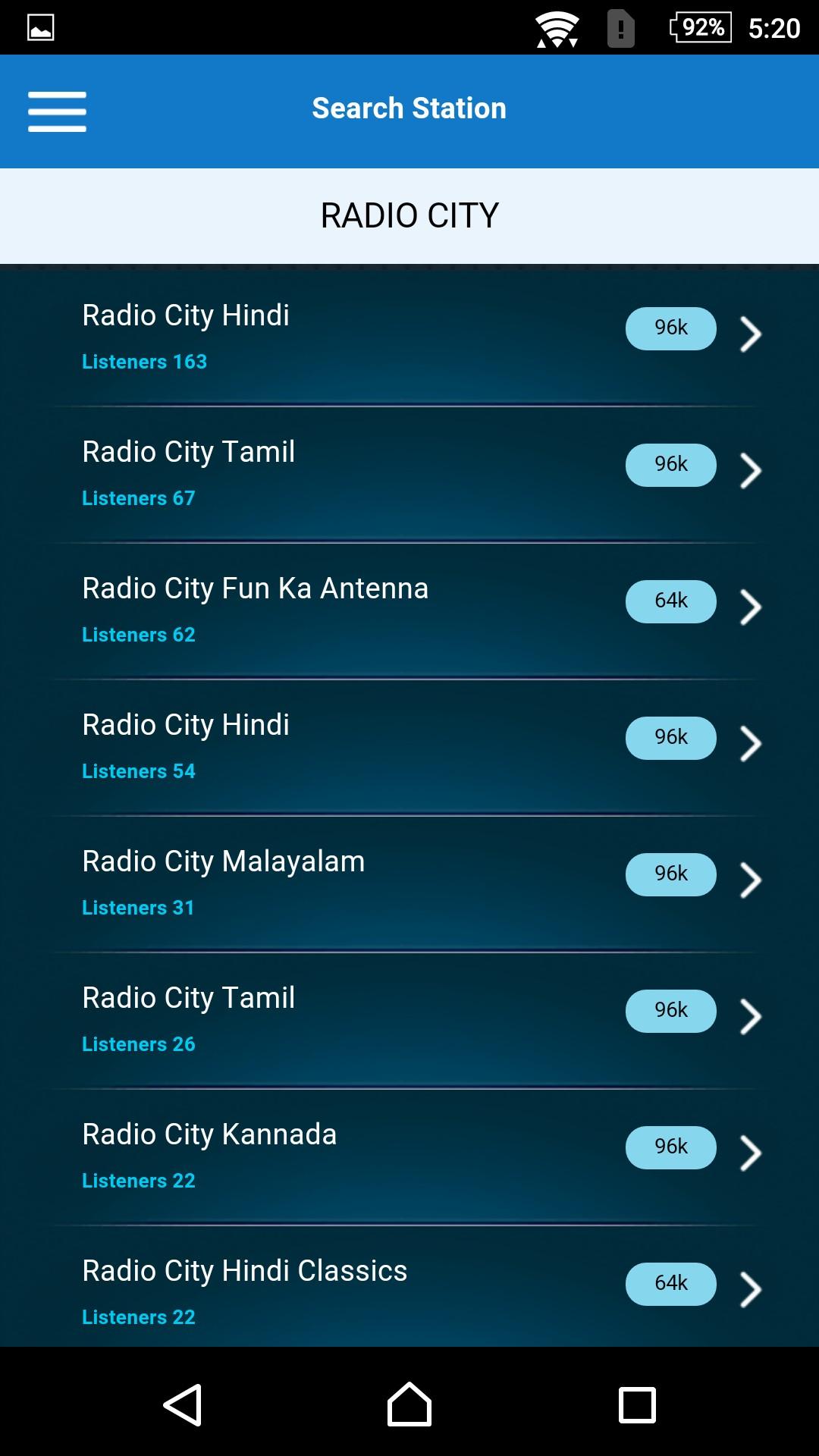 FM Radio - Live World Music