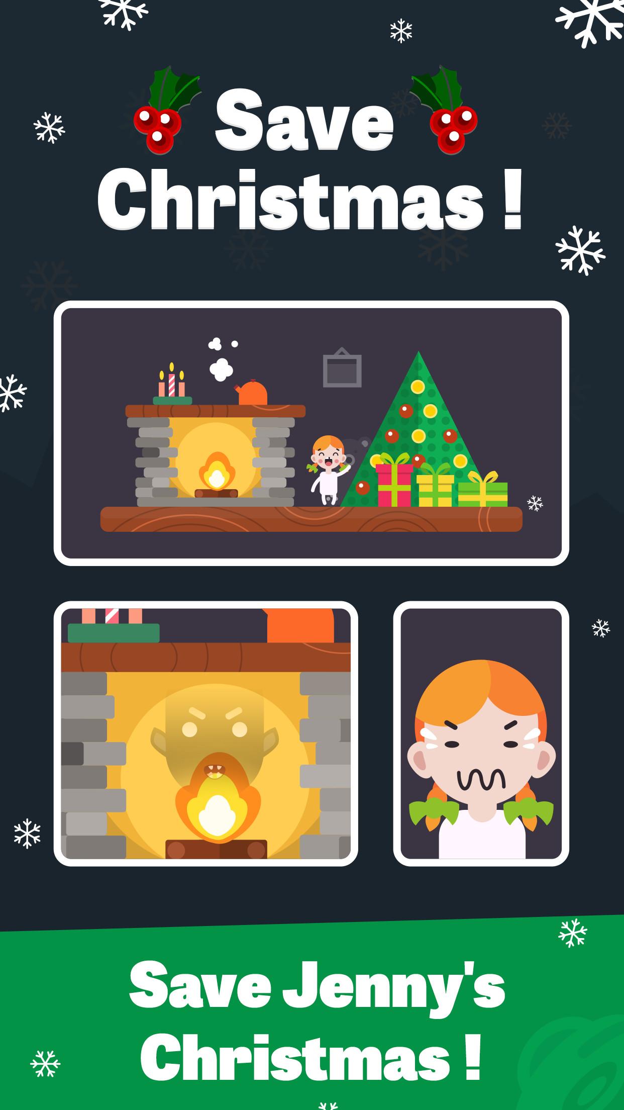 Save Christmas!