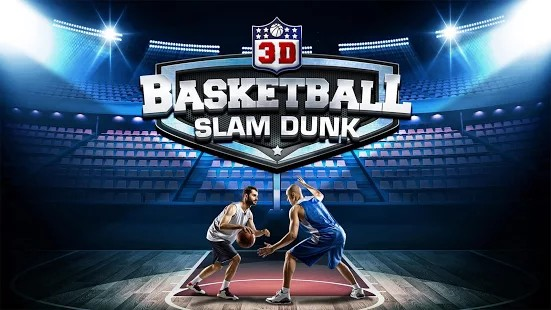 Slam Dunk Basketball 3D Game | Real Shooting King