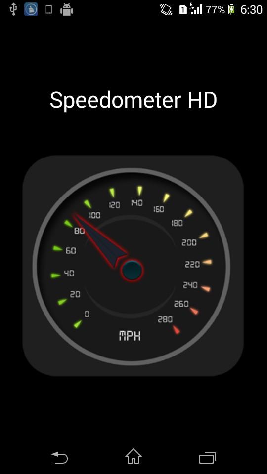 Speedometer HD