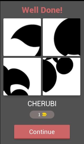 4 fragment guess 1 pokemon.