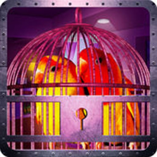 996 Escape Games - FREE THE LOVE BIRDS
