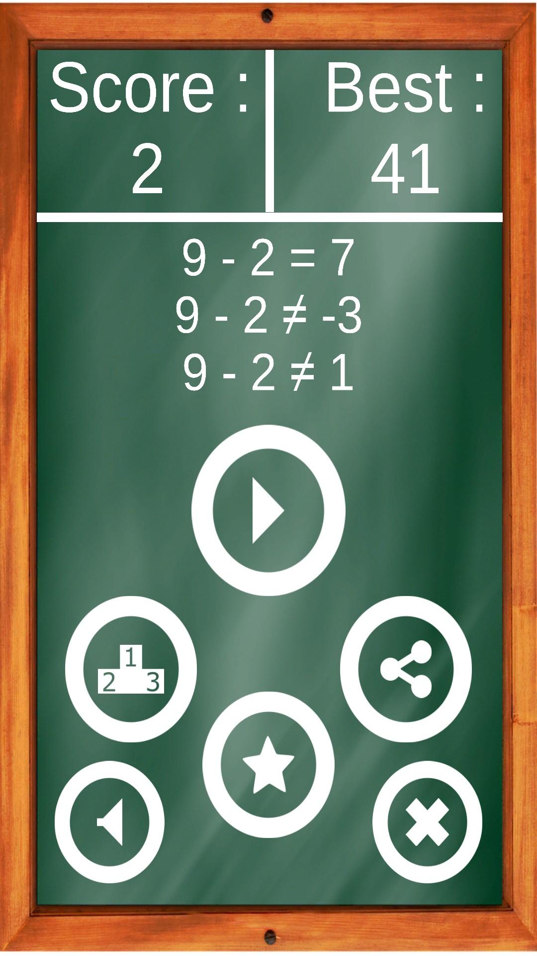 Calculator trip