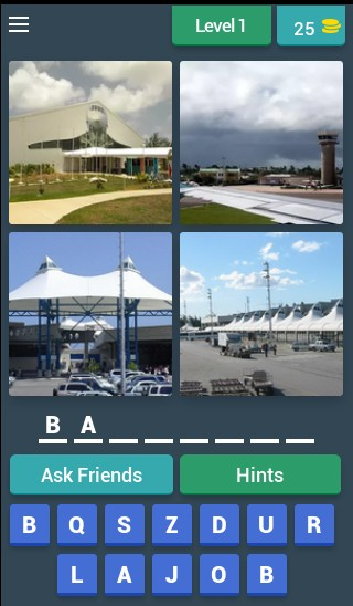 Guess theСountry atThe airport