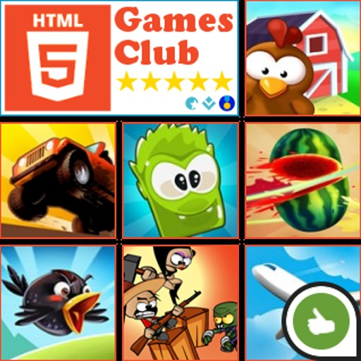 HTML5 Games  Club ⚡ HD