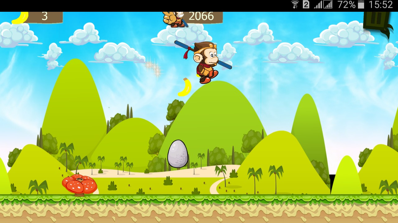 Jungle Monkey Super Adventure