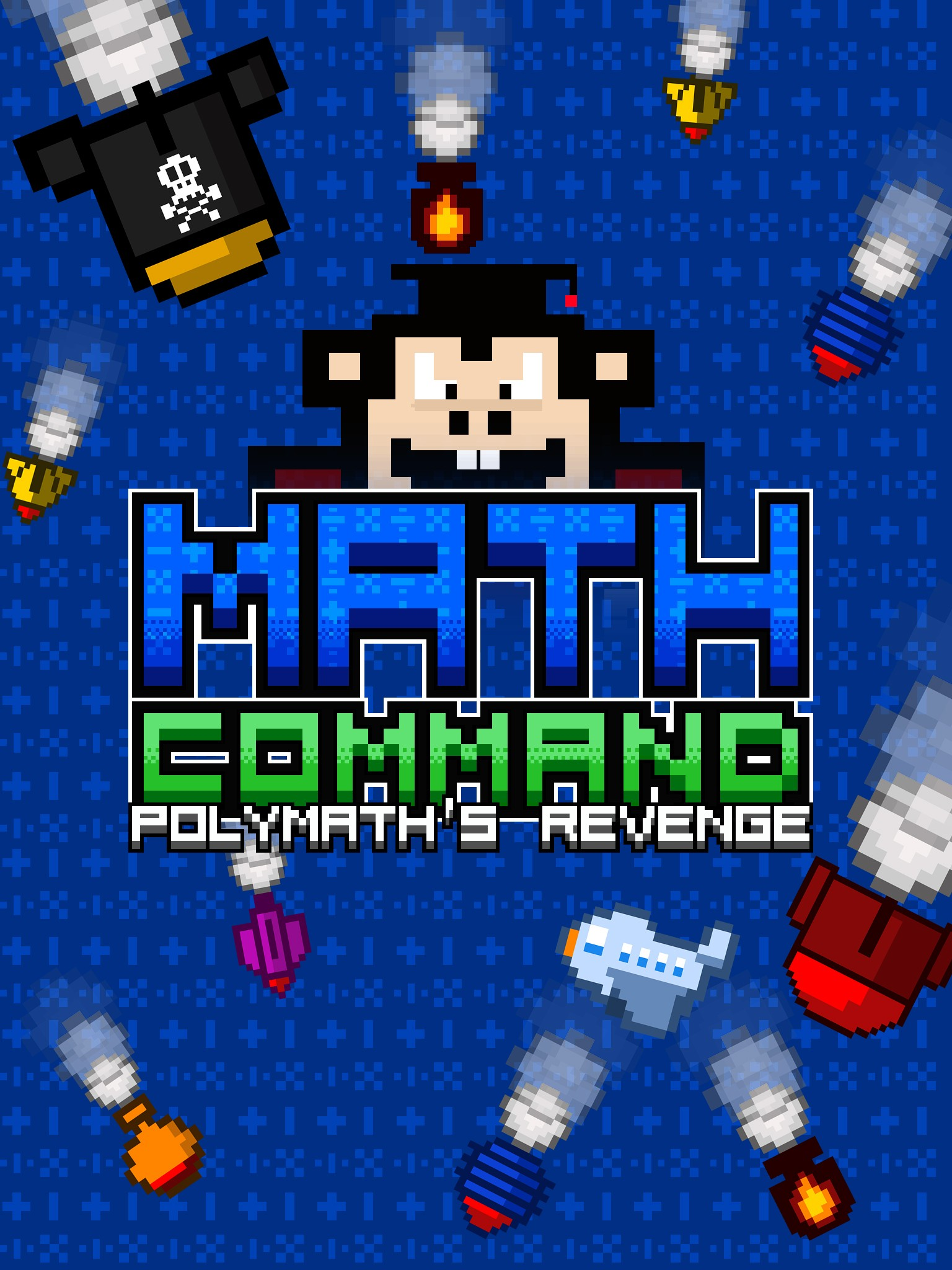 MATH COMMAND: POLYMATH'S REVENGE