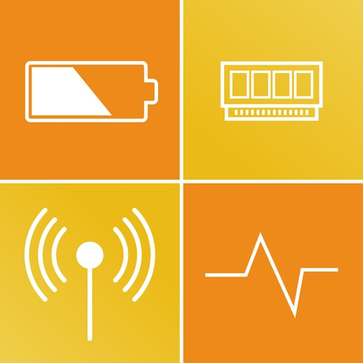 Memory Monitor - Disk, Storage & Processor info