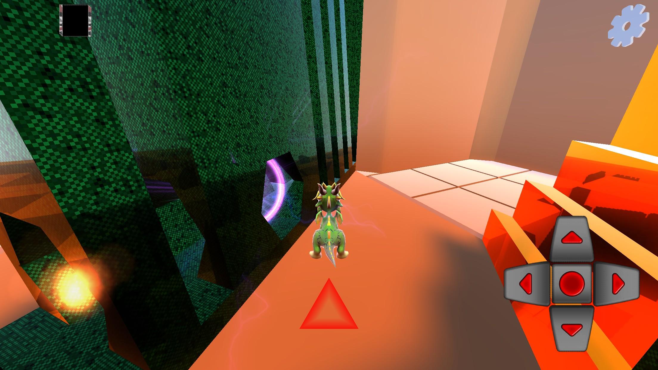Mystic MAZE – A 3D Adventure