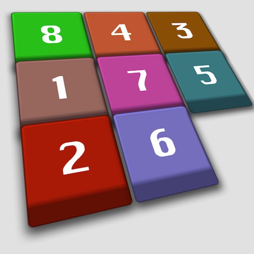 Number Slide (15 Fifteen puzzle)