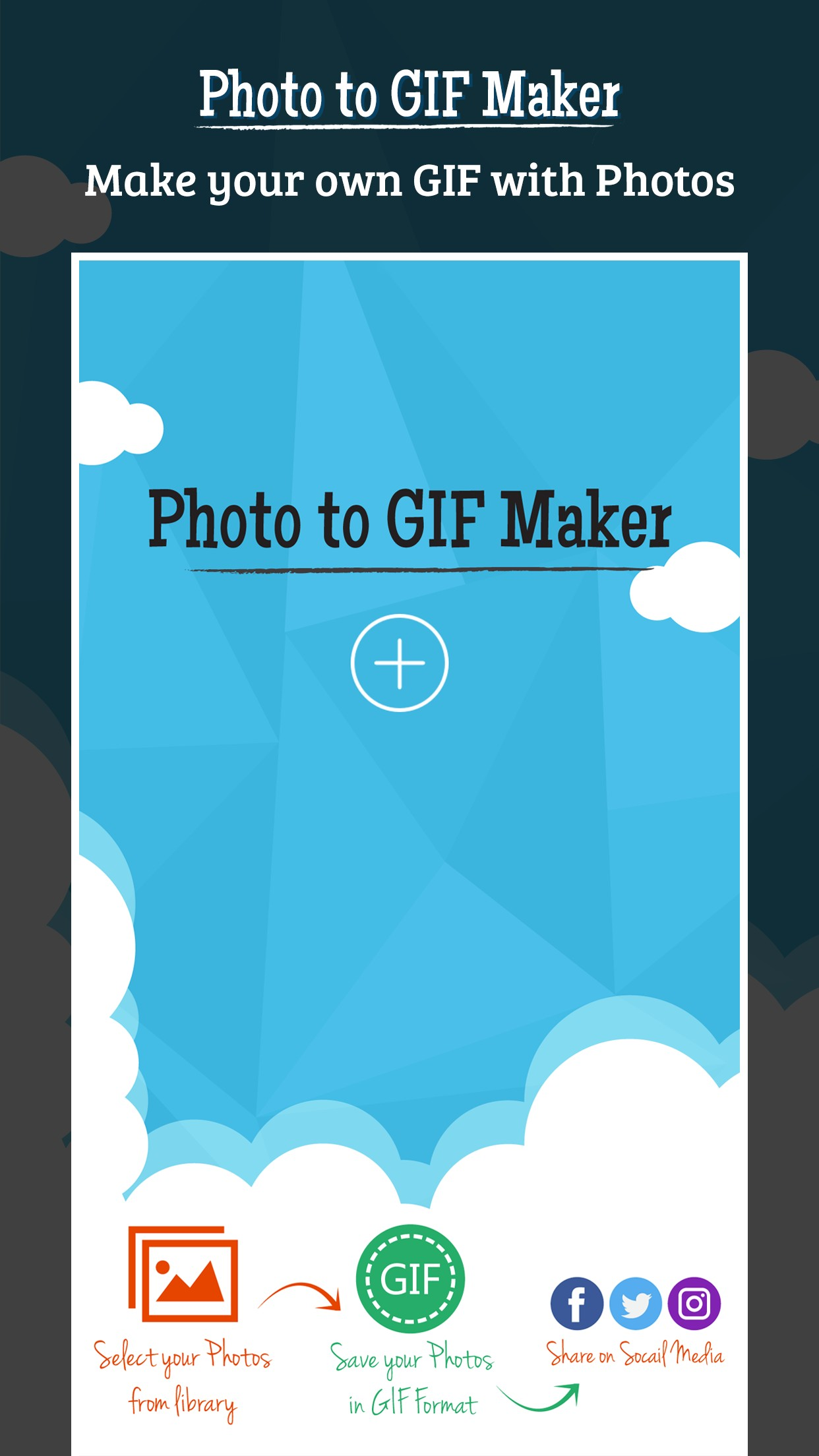 Photo to GIF - Gif Maker | iOS