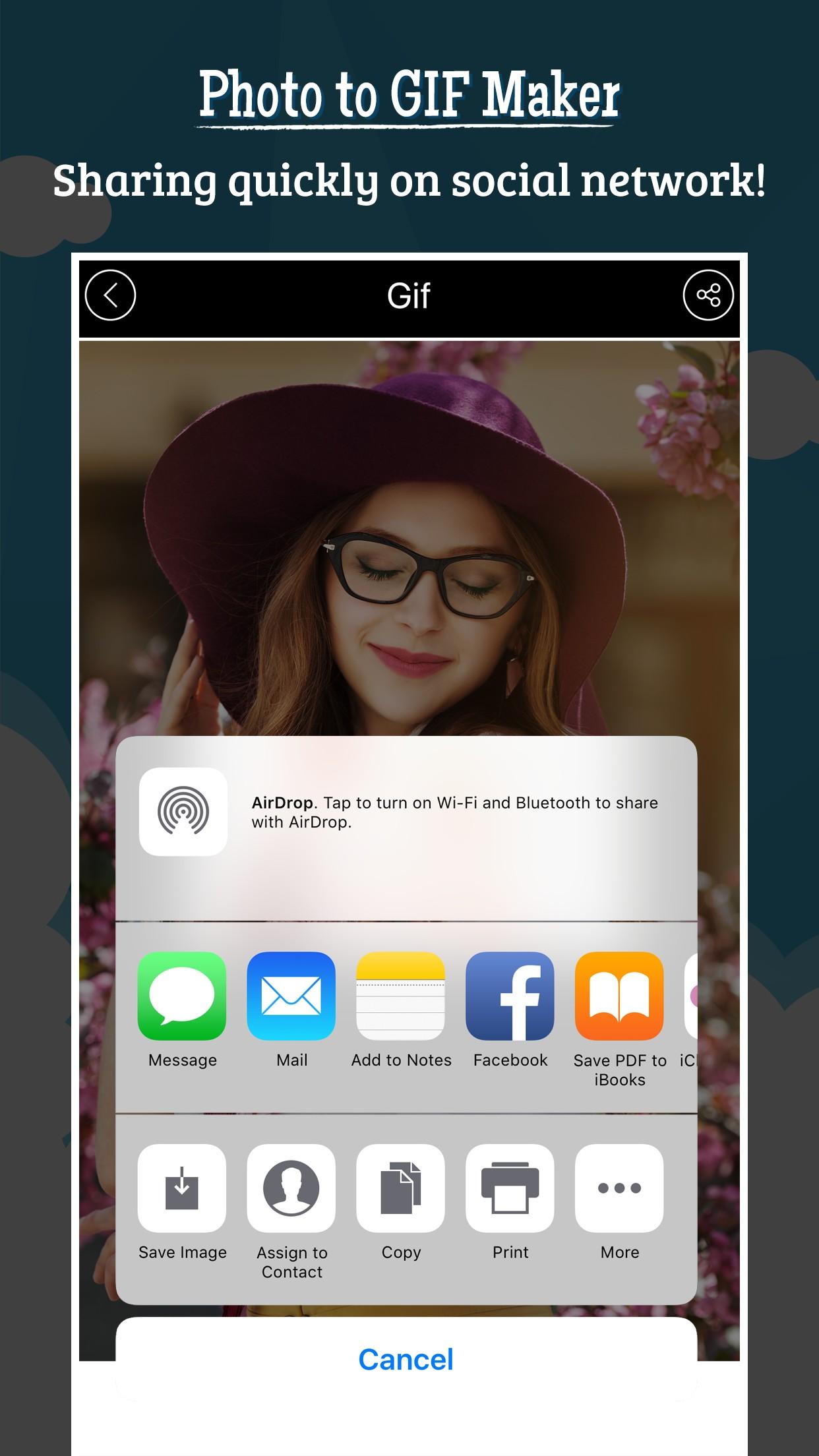 Photo to GIF - Gif Maker | iOS