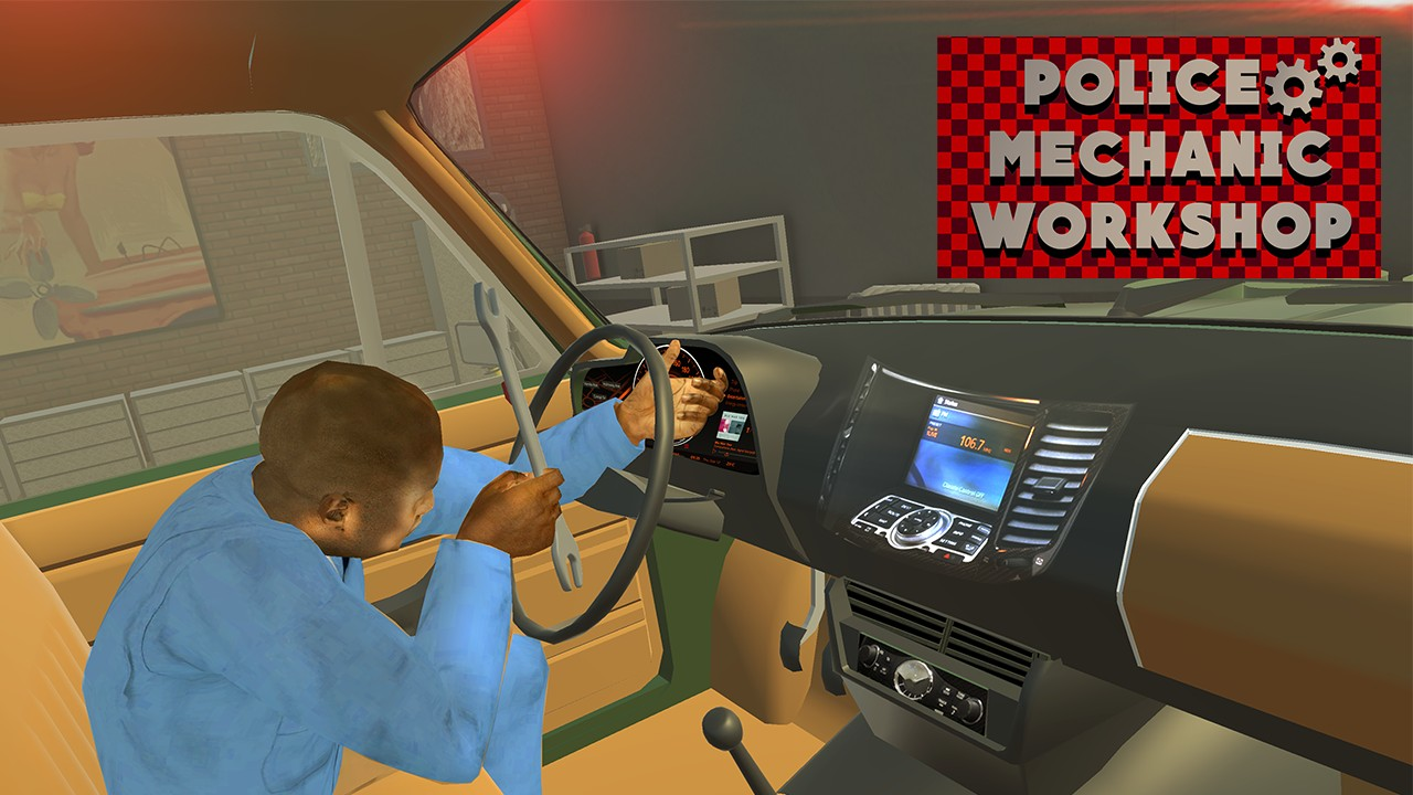 Police Mechanic Workshop