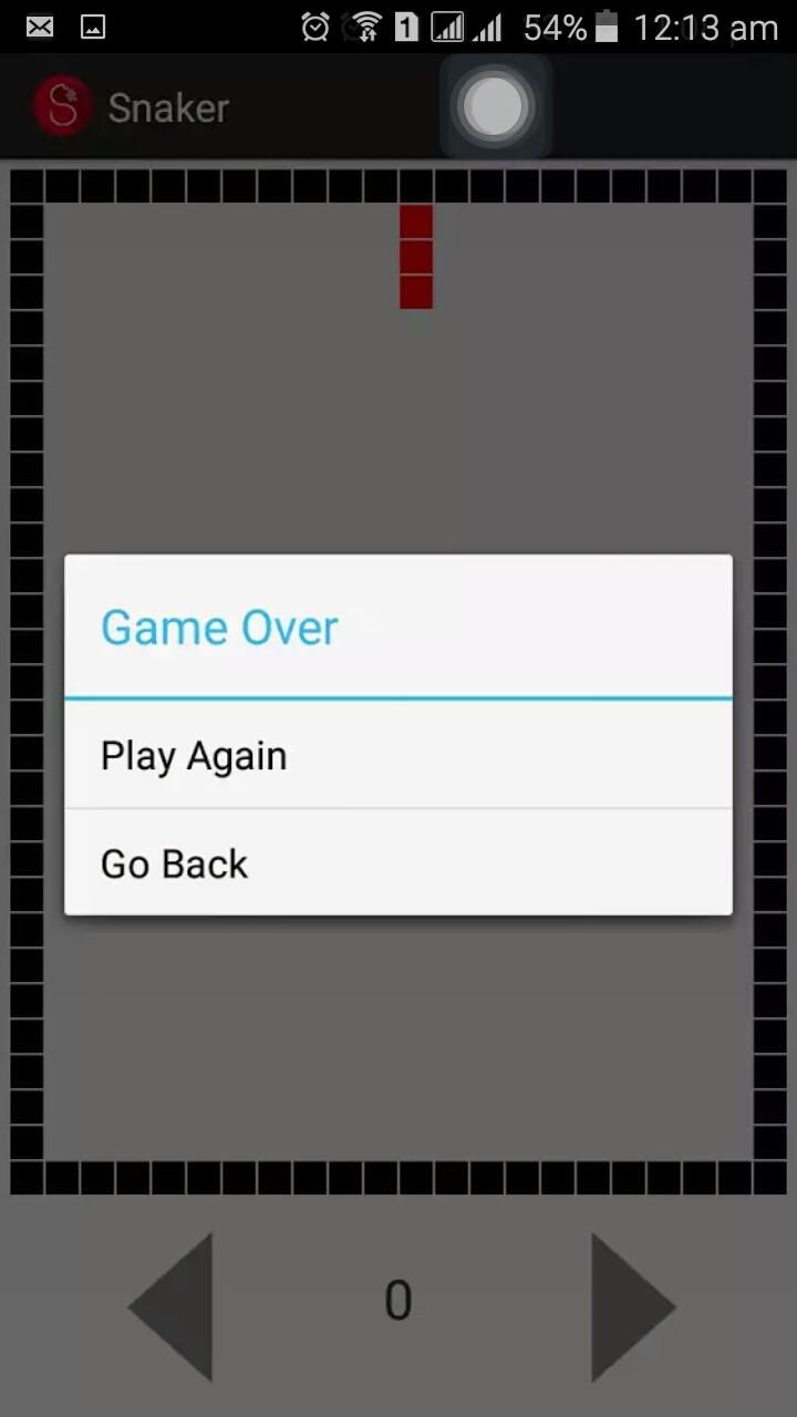 Snaker snake game