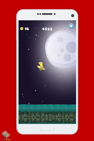 Super Pikachu Run