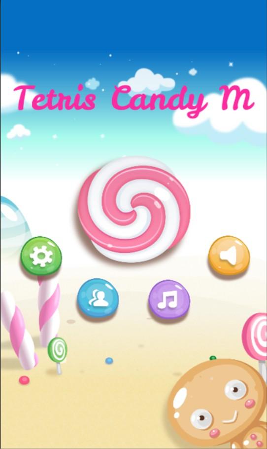 Tetris Candy M
