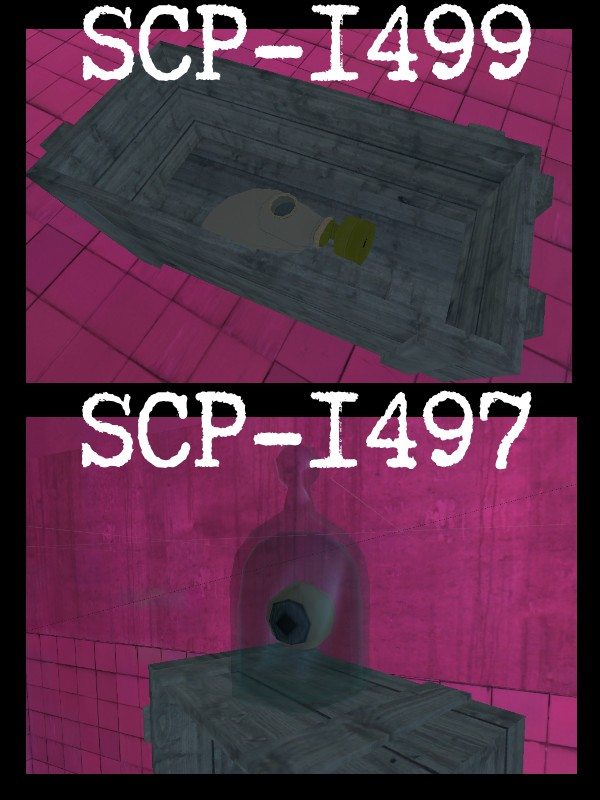 The Lost Signal: SCP-1499