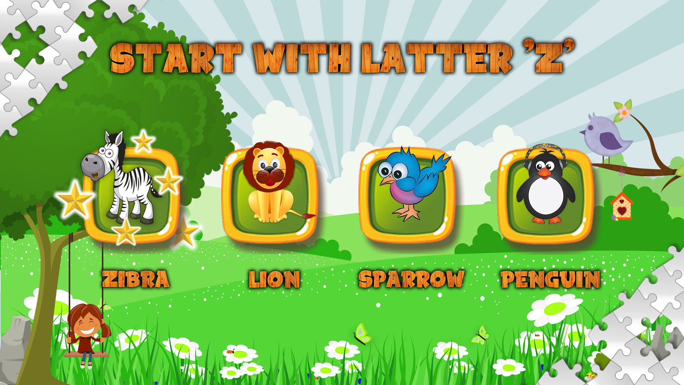 Toddler Kids Puzzles Educational Learning Games