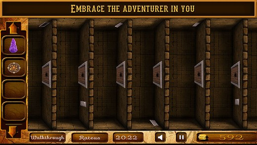 1033 Escape Games - AURA OF IMMORTALS
