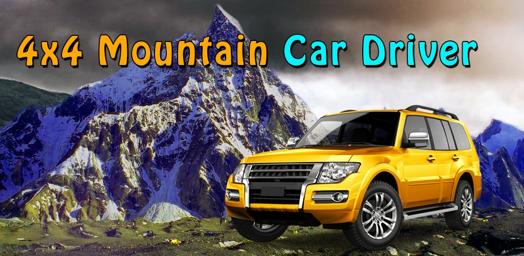 4x4 Mountain Car Driving 2017