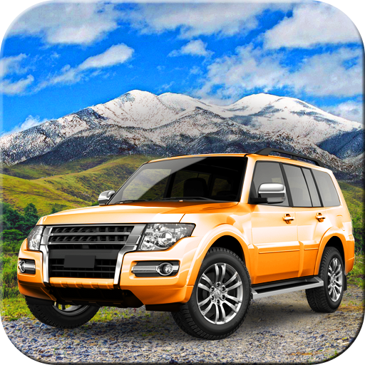 4x4 Mountain Car Driving 2017
