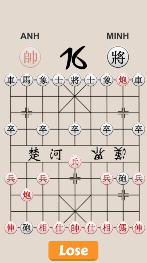 Chinese Chess / Co Tuong M