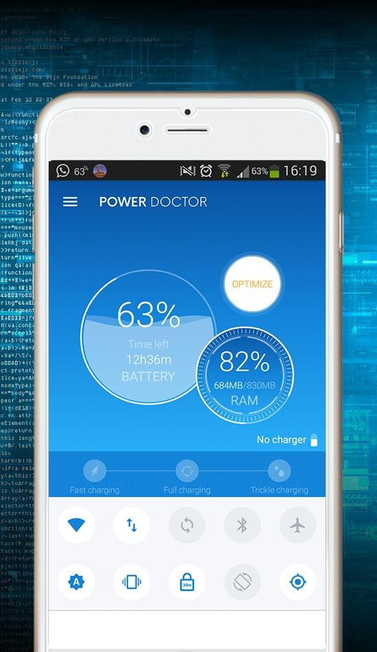 Doctor Battery