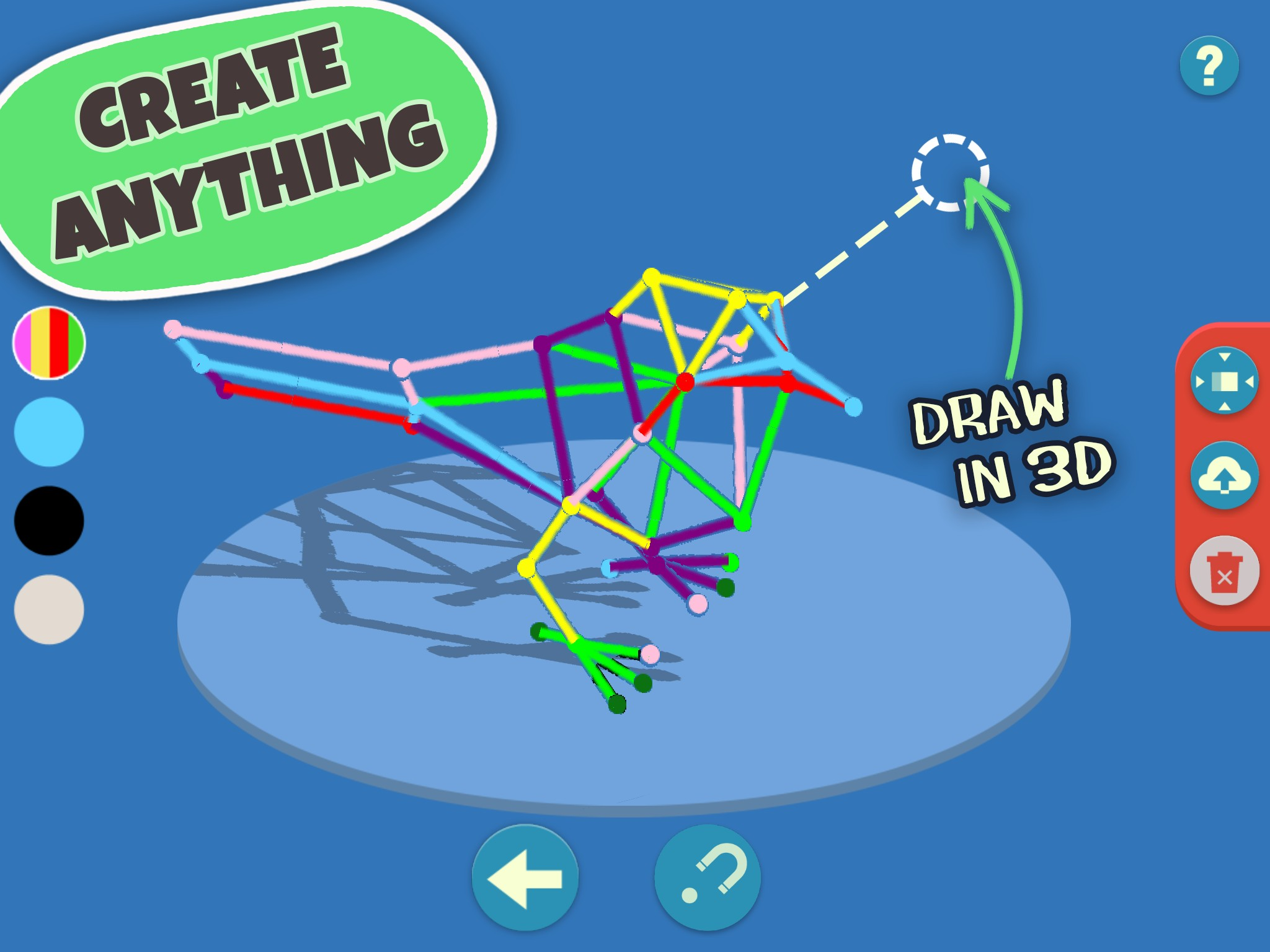 Draw 3d junior learn geometry create 3d models for 3d building creator
