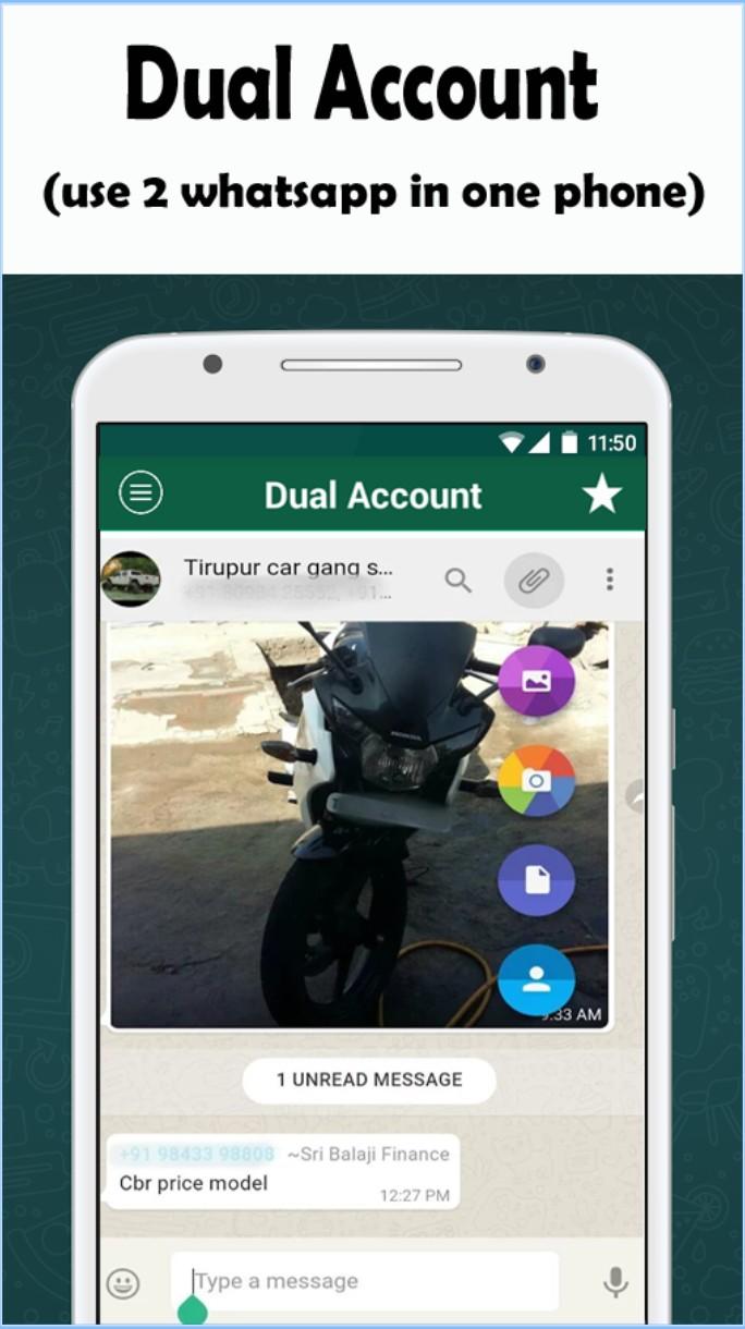 Dual Account for Whatsapp -Pro