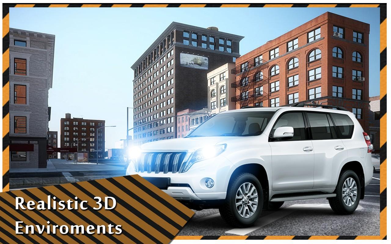 Prado City Driving Simulator
