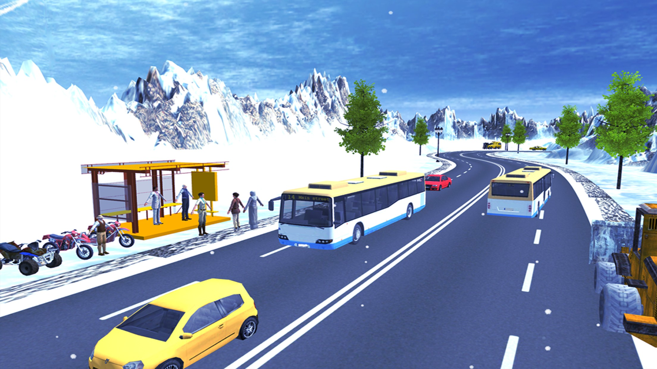 Public Transport Mountain City