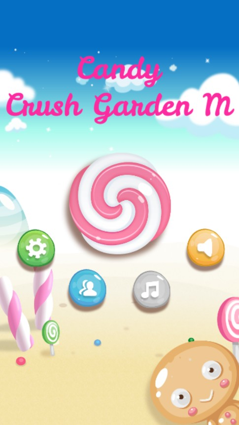 Puzzle Candy M