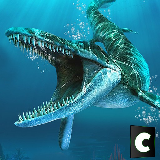 Sea Monster Megalodon City