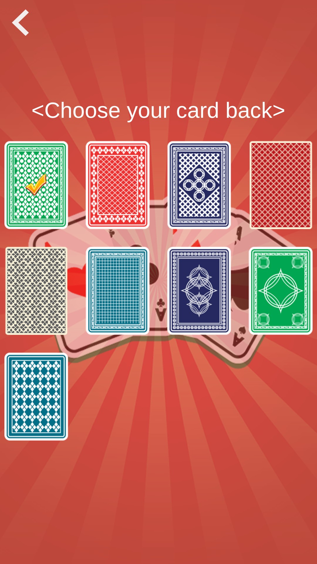 Solitaire Levels
