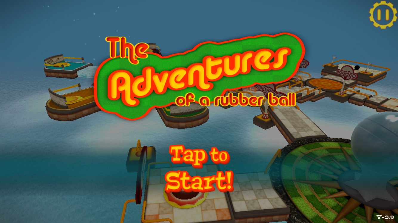 The Adventures of a RubberBall