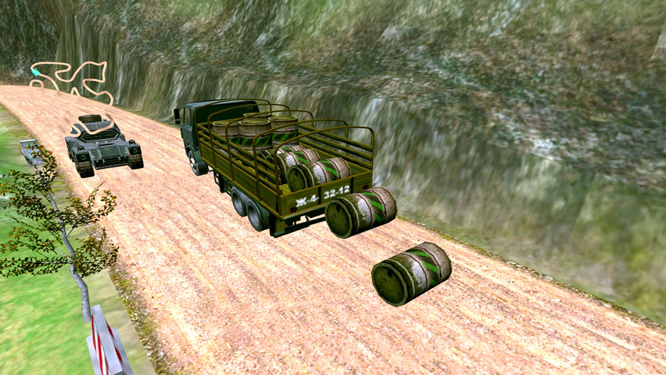 US Army Mission Cargo