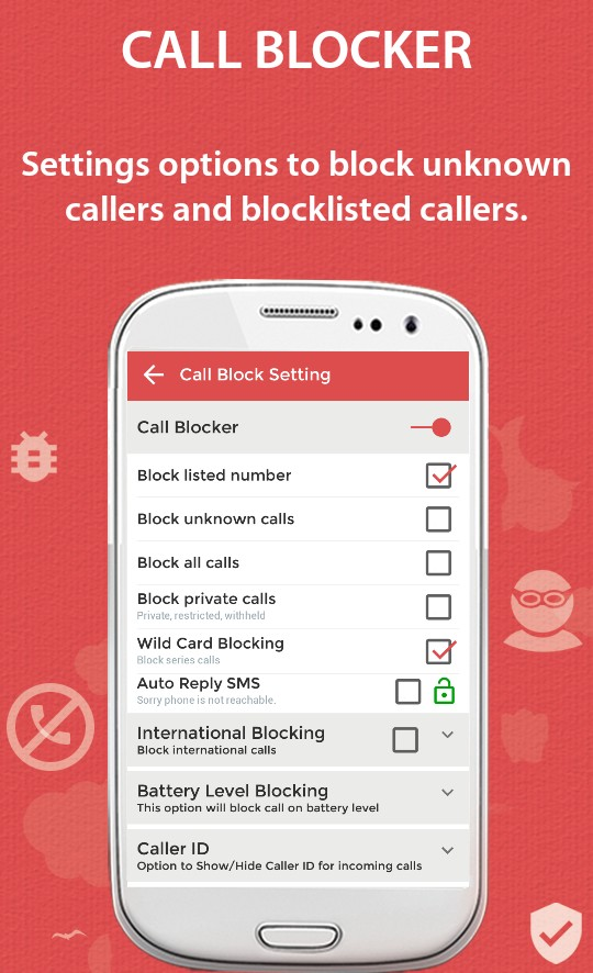 VBlocker: Call Blocker